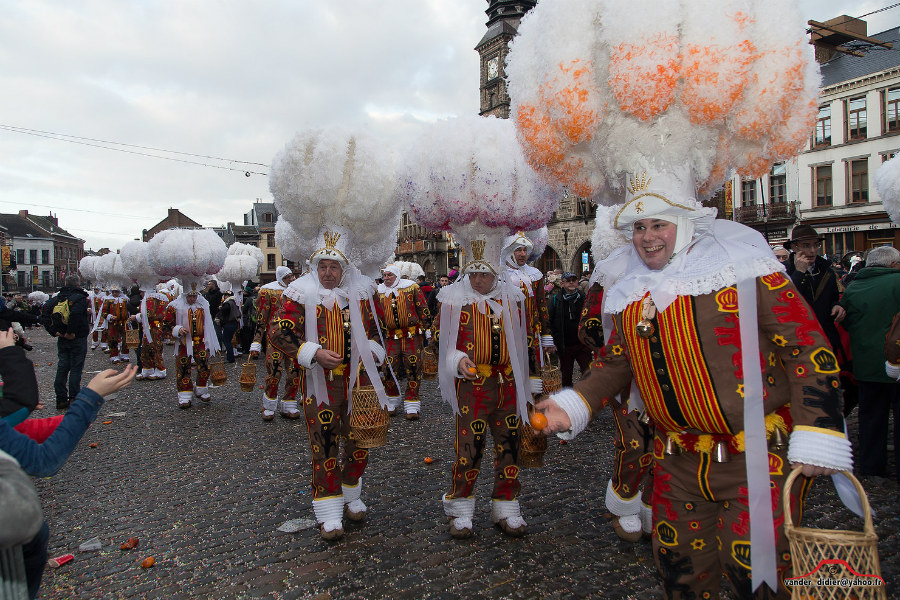 Binche Mardi Gras