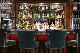 The Club Bar at Bloomsbury Hotel