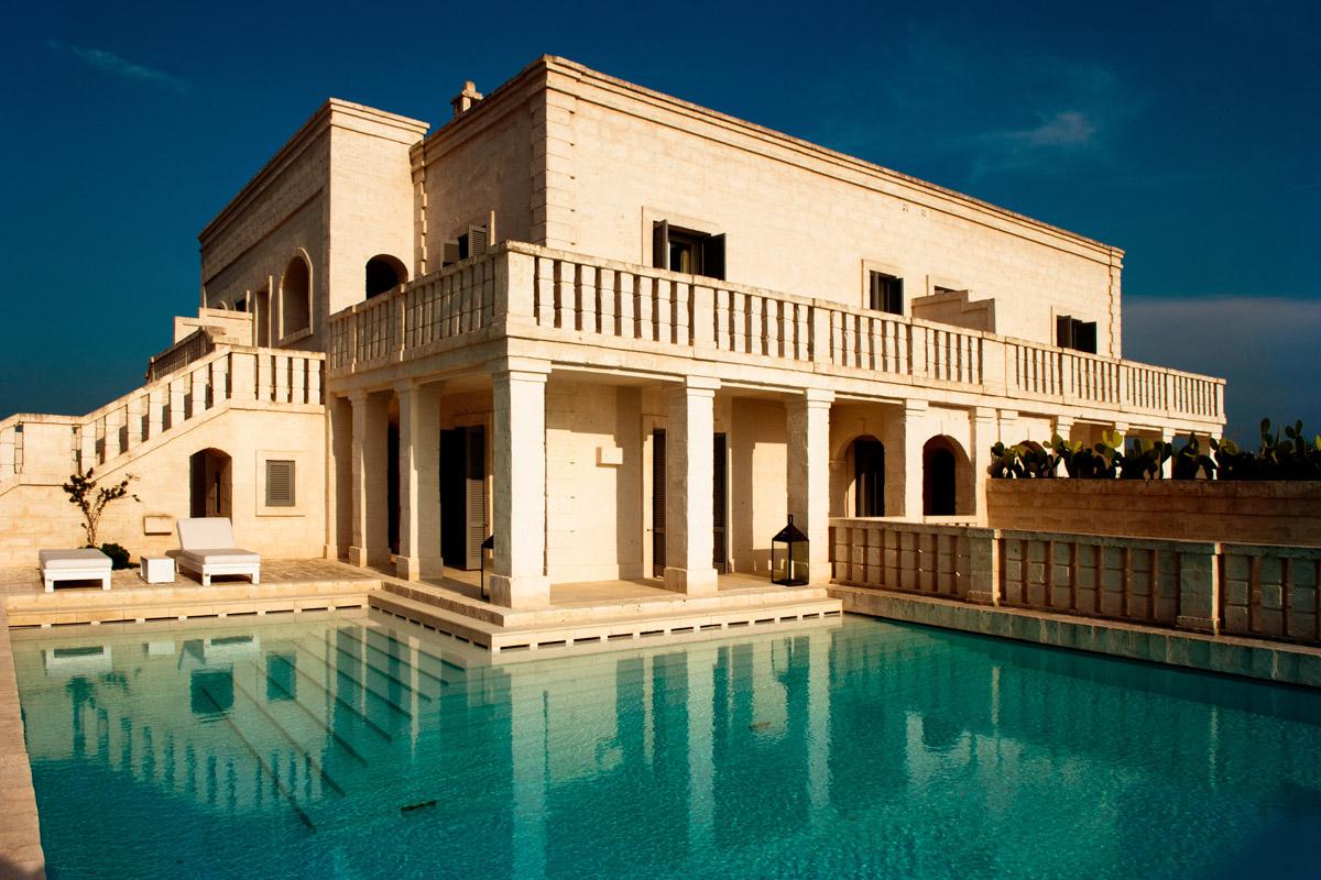 Villa Magnifica, Borgo Egnazia, Puglia, Italy