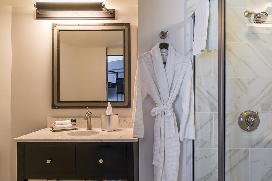 Bathroom, The Boxer, Boston