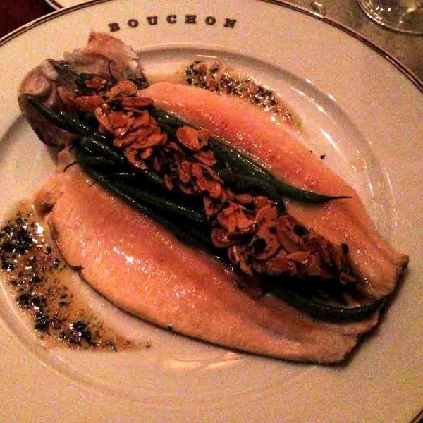 Bouchon Trout