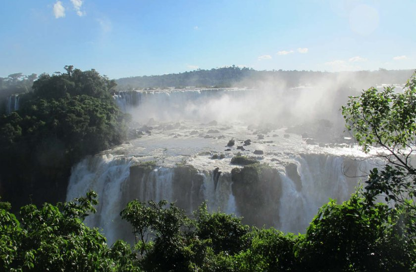 Chasing Waterfalls in Brazil and Argentina
