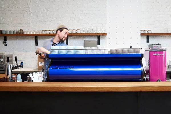 Supercrown Coffee Roasters, Bushwick, Brooklyn