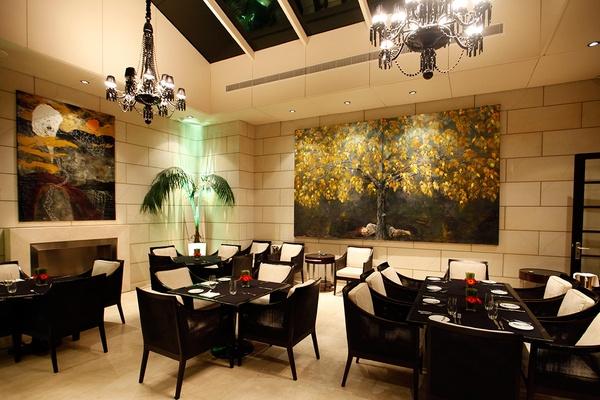 Restaurant at Algodon Mansion