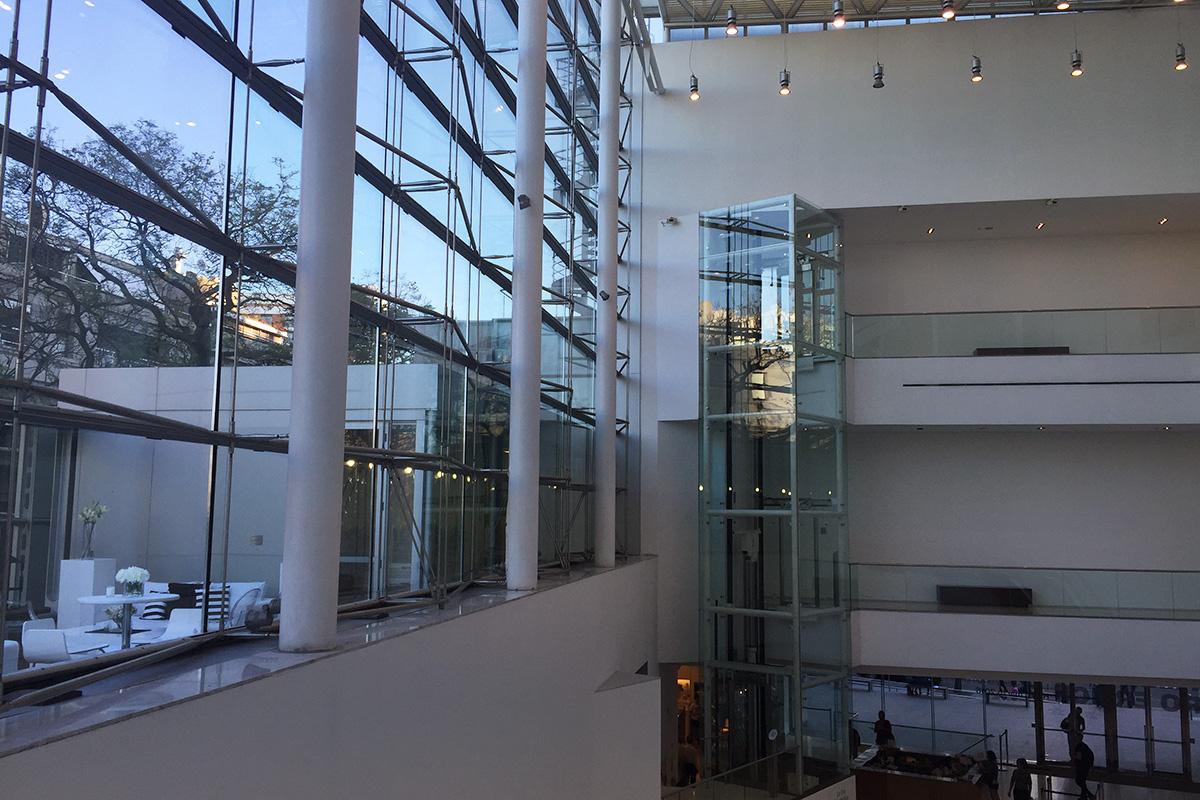 MALBA Interior