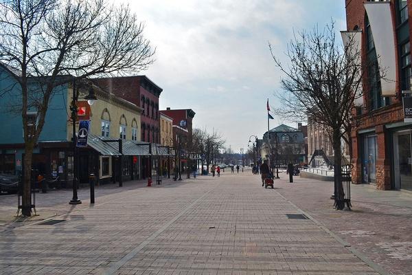 Burlington Town