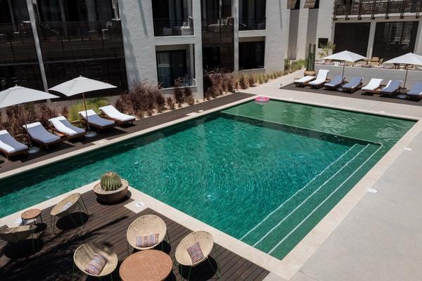San Cristóbal Pool