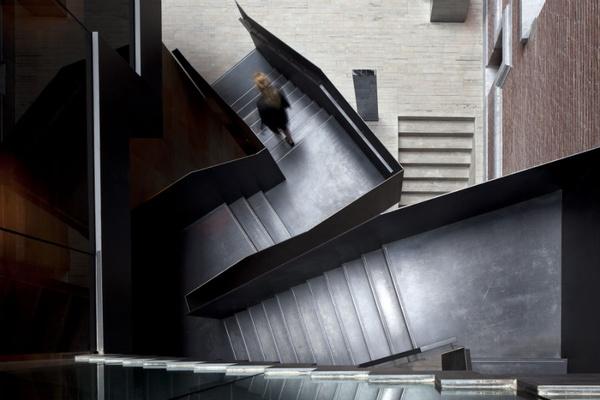 Conservatorium Hotel Stairwell