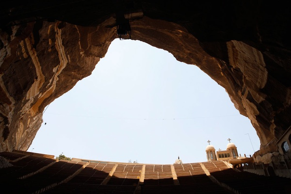 Coptic Cave Church