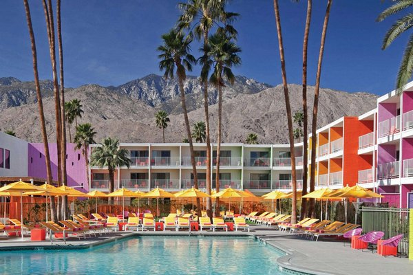 The Saguaro, Palm Springs, California