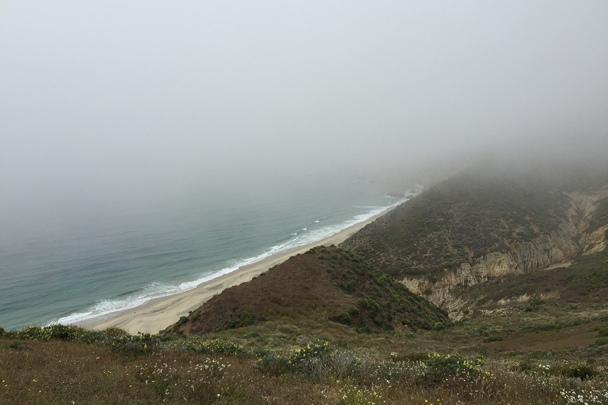 Hike in Point Reyes