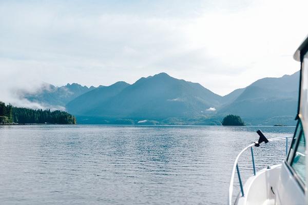 Clayoquot Sound, Tofino, Vancouver Island