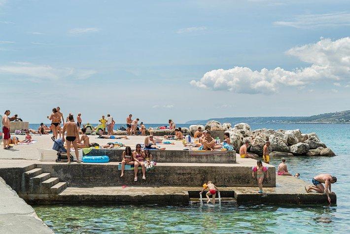 Castro Marina Puglia.