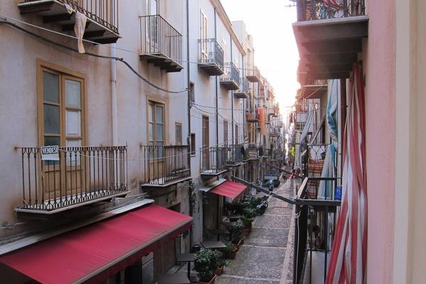 Cefalu Streets