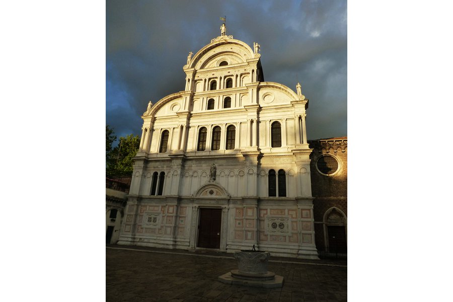 Chiesa di San Zaccharia. Photo: Paula de la Cruz