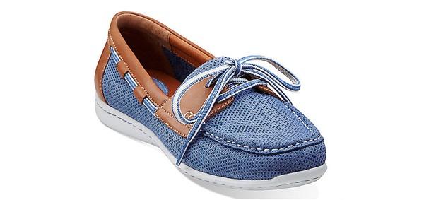 Clarks Boat Shoes Footsmart