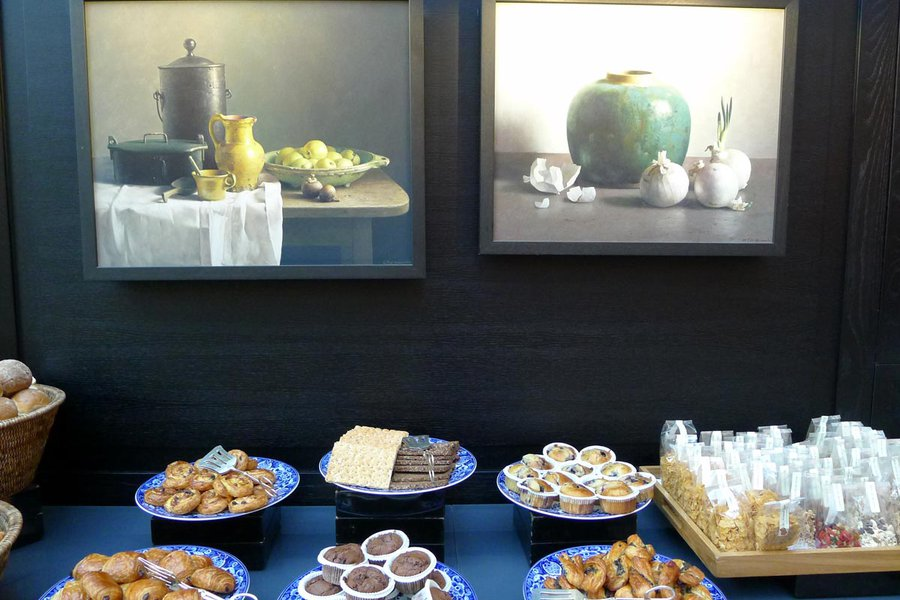 Brasserie: Breakfast Spread