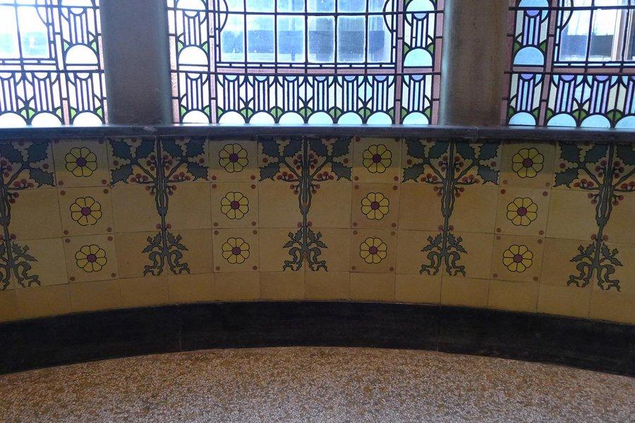 Stairwell Details