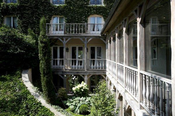 Les Etangs de Corot, Paris, France.