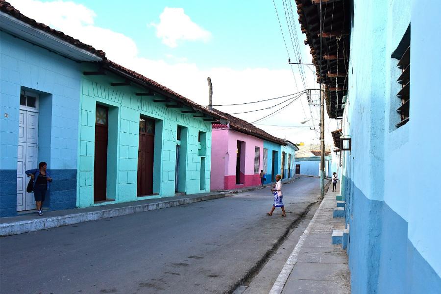 Alley, Cuba