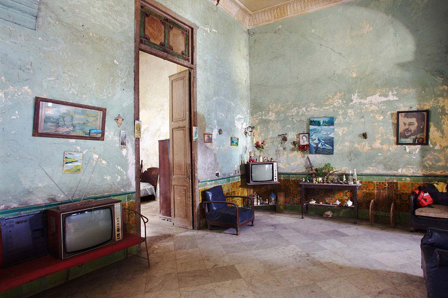 A Living Room in Havana