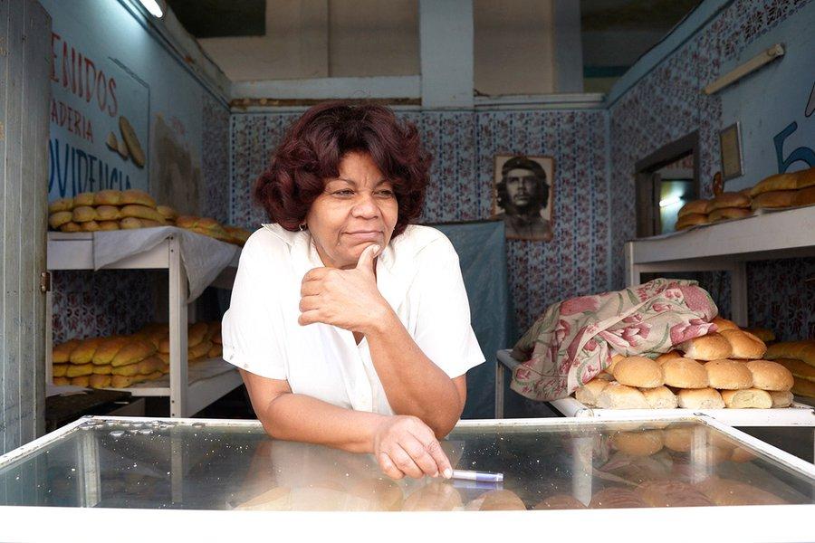 Panadería in Havana
