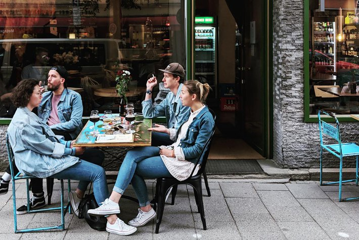 Das Meisterstück bar in Munich, Germany