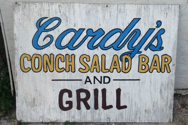 Conch Salad Bar