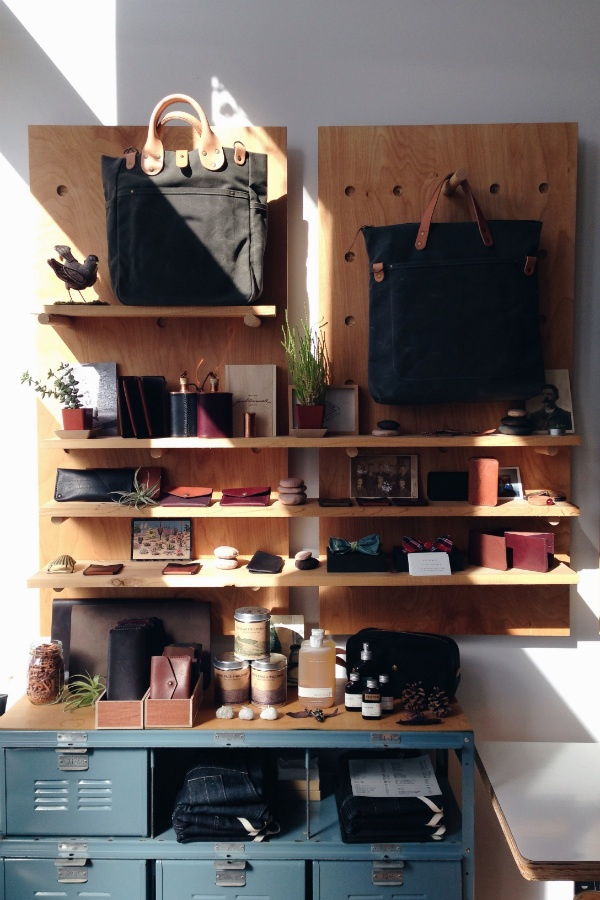 leather goods winter session