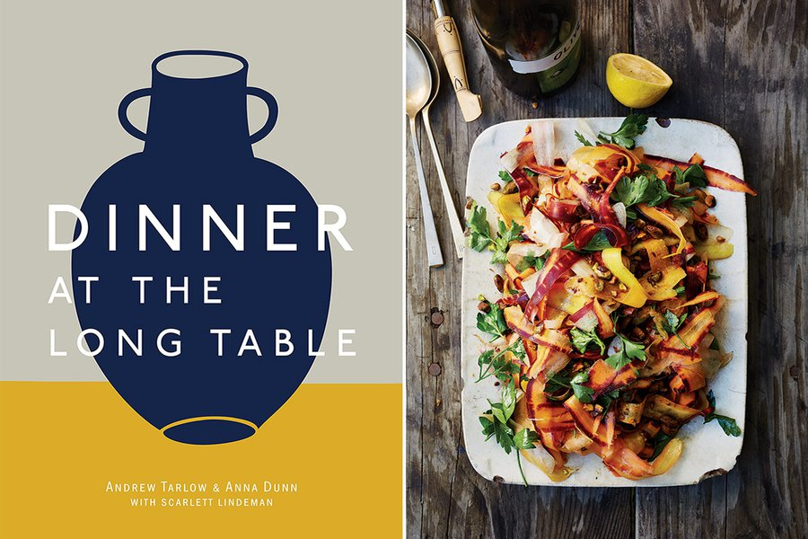 """Dinner at the Long Table"""