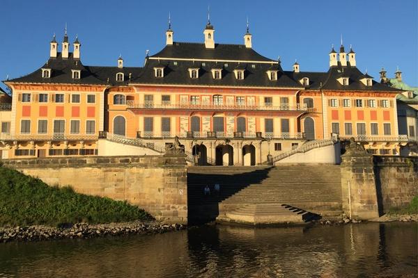 Dresden, Pillnitz, Castle