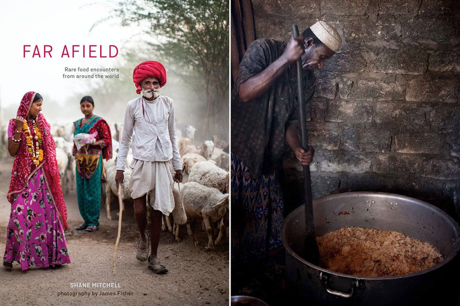"""Far Afield: Rare Food Encounters from Around the World"""