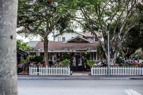 DADA Restaurant in Delray Beach