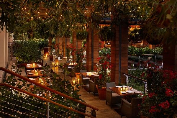 Matador Room terrace
