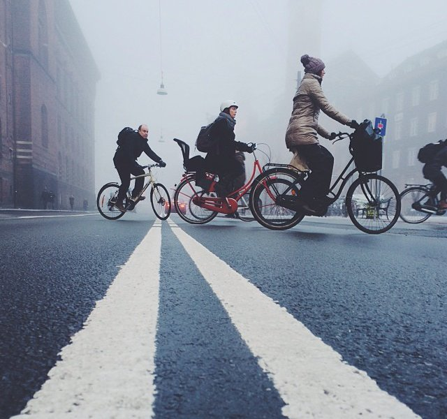 The Copenhagen Commute