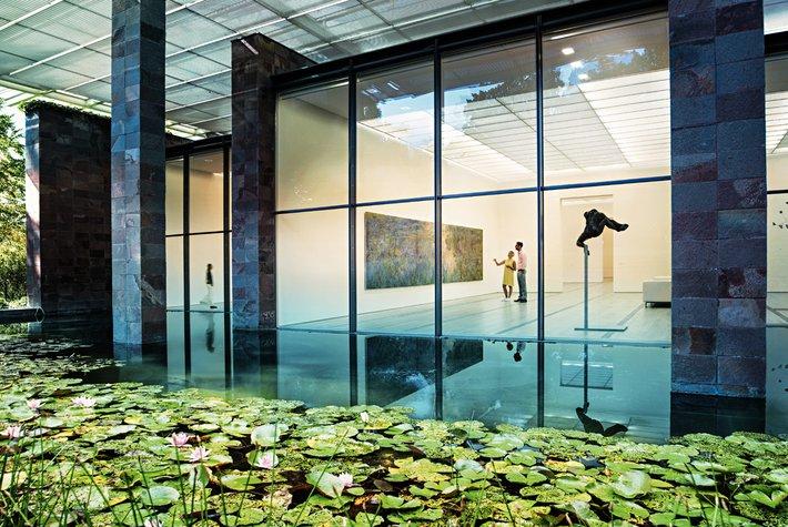Fondation Beyeler, Basel, Switzerland