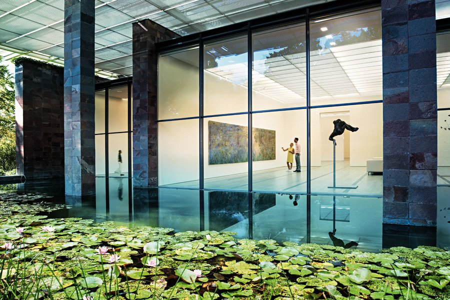 Fondation Beyeler, Basel, Switzerland