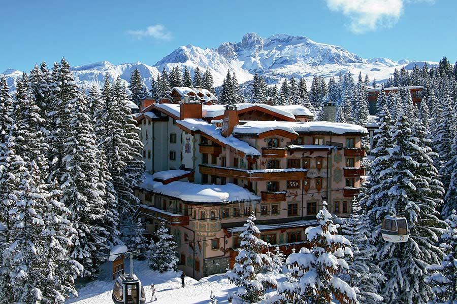 Hotel Les Airelles, France