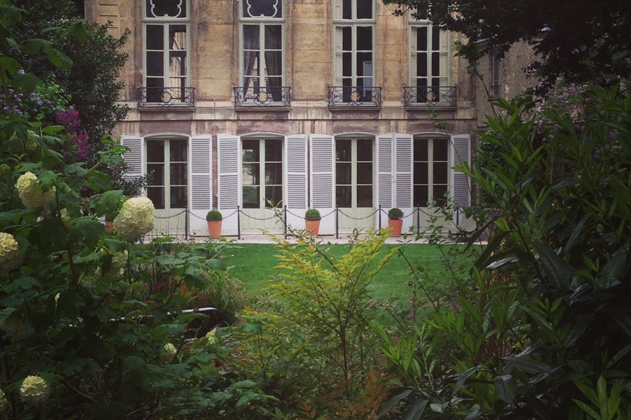 Jardin des Archives Nationales