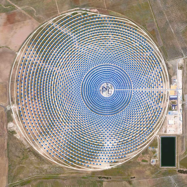 Gemasolar Thermosola Plant