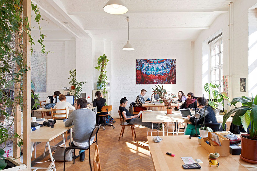 Agora Collective, Berlin
