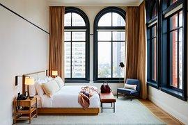 Living Room, Shinola Hotel