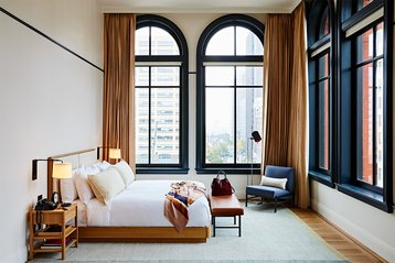 Living Room, Shinola Hotel
