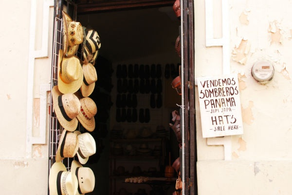 Leather and Hat Stores