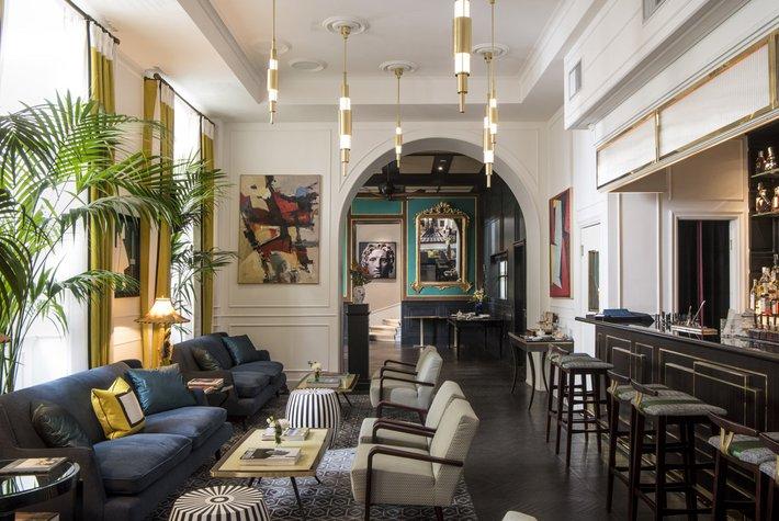 Hotel Vilon Adelaide Salotto