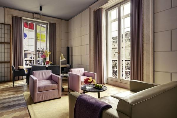 Regent Suite At Hotel Caf