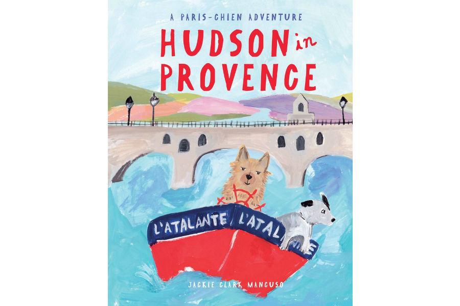 Hudson in Provence