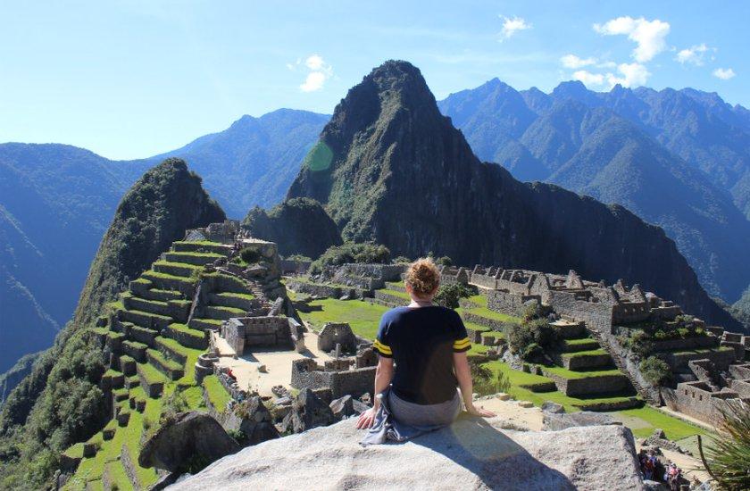 Mountain Climbing in Peru