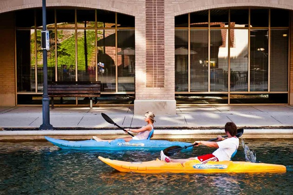 Central Canal Kayaks