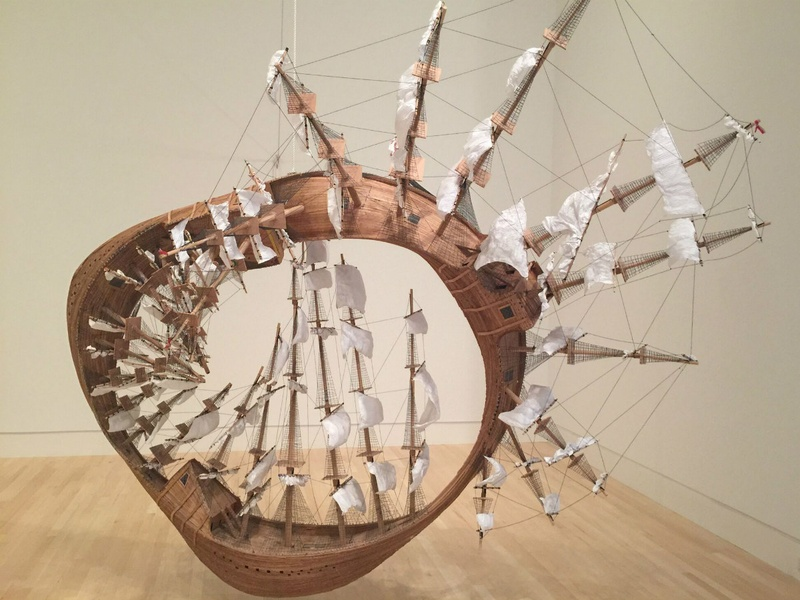 Indianapolis Museum of Art Ship
